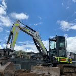 Excavation services Central Coast